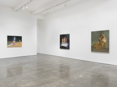 Jim Shaw. Installation view, 2017. Metro Pictures, New York.