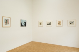 Drawings and Paintings 1977-1987. Installation view, 2007. De Pont Museum, Tilburg, The Netherlands. Photo: Peter Cox.