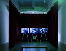 Catherine Sullivan, Triangle of Need, 2007. Metro Pictures, New York.