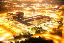 National Security Agency, Ft. Meade, Maryland, 2013.
