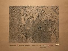 Verbiage Urns, Verbiage Urn_no. 9, DG Krueger, embellished screenprints