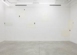Installation view of Kim Yong-Ik: Speaking of Latter Genesis, 2019. Image by Jeremy Haik.