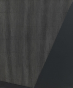 Park Seo-Bo, Ecriture No. 990127, 1999, Mixed media with Korean Hanji paper on canvas, 76.77 x 63.78 inches, 195 x 162 cm