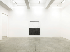 Installation View of Solo Exhibition by Davide Balliano. Image by Jeremy Haik.