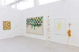 Tina Kim Gallery at Frieze NY 2018