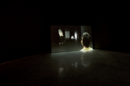 Installation View of Ability vs Invisibility by Chung Seoyoung. Image by Jeremy Haik.