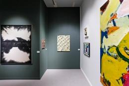 Tina Kim Gallery at TEFAF NY Spring 2018