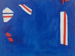 Fourth of July, 1964, Acrylic on canvas