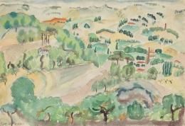 Aix en Provence, 1927