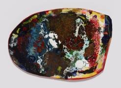 Claudio, 2016, White clay and glaze