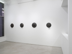 Melvin Edwards, installation view, Alexander Gray Associates, 2014