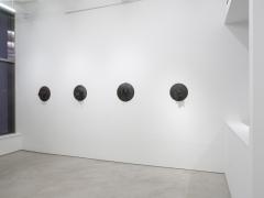 Melvin Edwards, installation view, Alexander Gray Associates, 2014