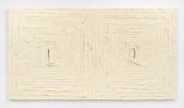 Double Bandaged Quilt #1 (Horizontal), 2019