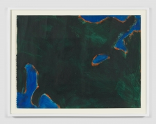 Untitled, 1976, Acrylic on paper