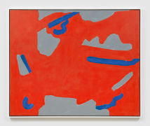 June 1971, 1971, Oil on canvas