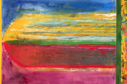 Flow with Chetty Philadelphia Bound, 2012, Acrylic on canvas
