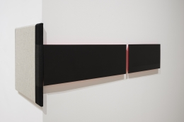 Sustained Black with Broken Time and Undertone, 2011