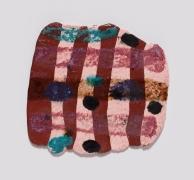 Lyla, 2015, Colored porcelain and glaze