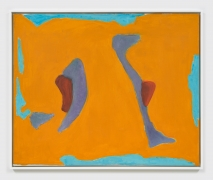 Untitled, c.1970, Acrylic on canvas