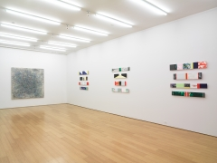Jack Whitten, Installation view, Alexander Gray Associates, 2009