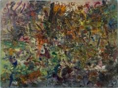 Jack Whitten, Garden In Bessemer II, 1968