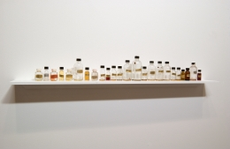 Pathologies (1994) 24 bottles and perfume