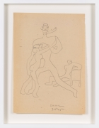 Untitled (1945) Graphite on paper