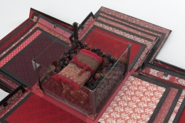 Chinese Purple, 2012, detail