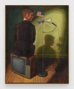 Flag, Megaphone, 1992
