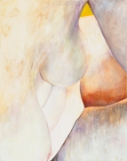 Intimate Spaces, 2016, Oil on canvas