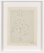 Untitled (1931) Graphite on paper