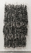 Weave 1, 2013, Rubber and cotton rope
