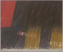 Nightfall (1961) Oil on canvas