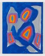 Untitled, n.d., Acrylic on canvas