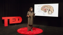 TED Ethology: Primate Visions of the Human Mind, 2014