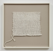 Sheila Hicks, Advancing, Beginning to End, 1970, Linen
