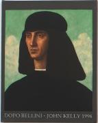 Self Portrait as Dopo Bellini, 1996, Oil On Canvas