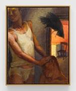 Crow, 1988 Oil on canvas