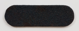 The Black Leaf, 1976, Oil and Dorland's wax on canvas
