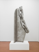 To Listen, 1990, Stainless Steel