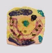 Boris, 2014, Colored porcelain and glaze