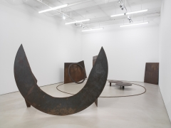 Homage to the Poet Leon Gontran Damas, 1978-81, Steel In Five Parts