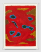 Betty Parsons, Heated Sky, 1976