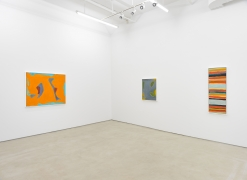 Betty Parsons: Heated Sky, Installation view