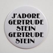 J'adore Gertrude Stein Gertrude Stein (2006)