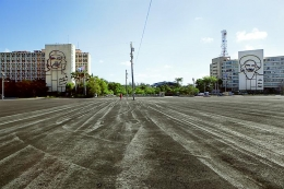 The Empty Plaza / La Plaza Vacia III (2012)