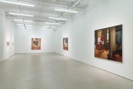Hugh Steers: Day Light, installation view, Alexander Gray Associates, 2015