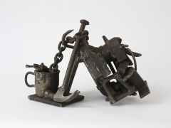 Steel Life, 1985-1991, Welded steel