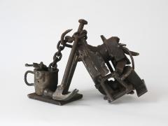 Steel Life, 1985-1991, Welded steel