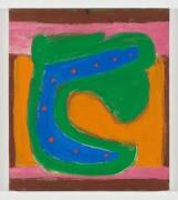 Untitled, n.d. Acrylic on canvas